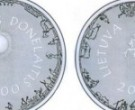 LB išleidžia 50 litų proginę monetą