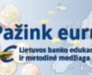 Policija praneša apie padirbtus eurus. Būkite budrūs!