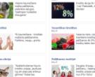 Akcijos informacija pasiekiama ir socialiniame Facebook tinkle