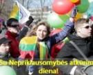 Sveikiname Lietuvos nepriklausomybės atkūrimo proga