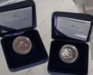 Lietuvos bankas išleido kinui skirtą monetą