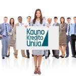Kauno kredito unijos narių dėmesiui