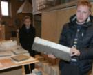 Verslas iš molio: koklių gamyba