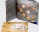 Pasirodė pirmieji numizmatiniai apyvartinių lietuviškų eurų monetų rinkiniai