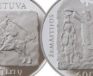 Nauja moneta Žemaitijos krikšto 600 metų sukakčiai