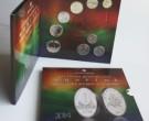 Numizmatiniai 2014 metų apyvartinių monetų rinkiniai