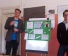 Kauno gimnazistai aktyviai domisi Kauno kredito unijos veikla