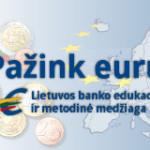Euro atpazinimas