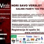 "Projektas ""Verslo virusas"""