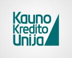 Kauno kredito unijos logo